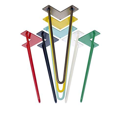 4 x Hairpin Tischbeine - alle Größen & Farben