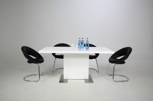 Ac design furniture 48947 schwingstuhl 2 er set thilde for Design schwingstuhl