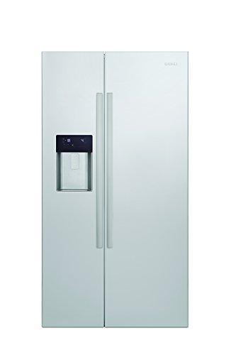 Beko GN 162330 X Side-by-Side / A++ / 76,9 cm Höhe / 369 kWh/Jahr / 353 Liter Kühlteil / 176 Liter Gefrierteil / Edelstahl Fingerprint Free