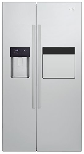 Beko-GN-162531-ZFX-Side-by-Side-A-182-cm-Hhe-370-kWh-176-L-Gefrierteil-NeoFrost-0