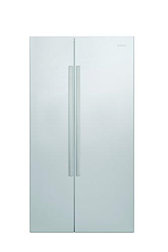 Beko GN 163040 X Side-by-Side / A+++ / 182 cm Höhe / 254 kWh/Jahr / 368 Liter Kühlteil / 190 Liter Gefrierteil / Edelstahl Fingerprint Free