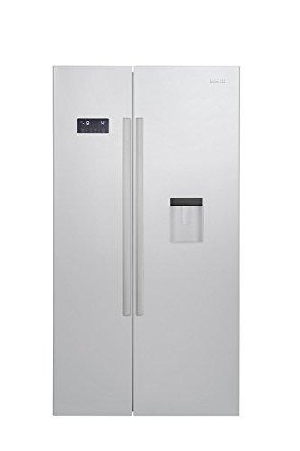 Beko GN 163230 X Side-by-Side / A++ / 182 cm Höhe / 380 kWh/Jahr / 349 Liter Kühlteil / 190 Liter Gefrierteil / Edelstahl Fingerprint Free
