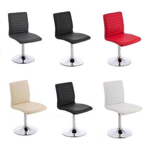 clp design esszimmer stuhl detroit lounge sessel charakter drehbar bis zu 6 farben whlbar creme. Black Bedroom Furniture Sets. Home Design Ideas