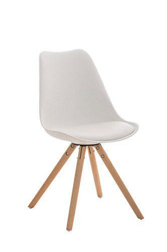 4er set esszimmerstuhl inspiration leder pu weiss buche lederstuhl retro chair esszimmerst hle. Black Bedroom Furniture Sets. Home Design Ideas