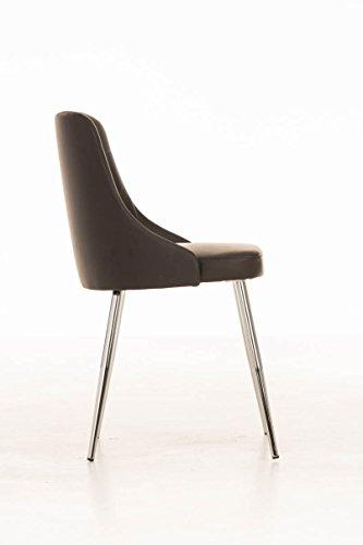 clp k chen stuhl mila bis zu 5 farben w hlbar braun esszimmerst. Black Bedroom Furniture Sets. Home Design Ideas