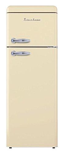 Doppeltür-Kühlschr. SL 210C Creme matt
