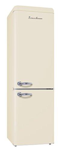Kühl-Gefrierkombination SL300SC CB creme