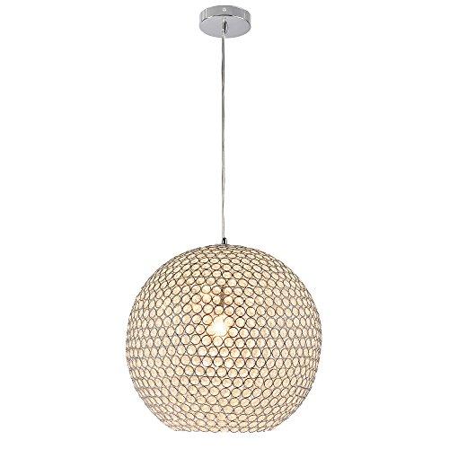 kugel l ster deckenleuchte deckenlampe crystal von. Black Bedroom Furniture Sets. Home Design Ideas