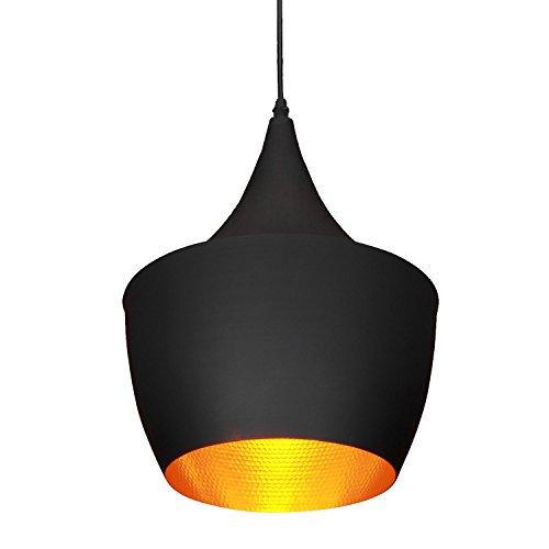 LightInTheBox® 60W Pendelleuchte im schwarzen Farbton Moderne Moderne Pendelleuchte Fit für Wohnzimmer, Schlafzimmer, Esszimmer