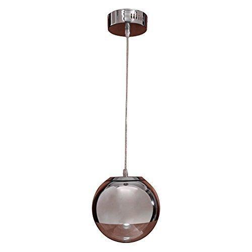 Metall Moderne zeitgenössische 60W Pendelleuchte Chandelier Lighting in Globe-Form-Lampen