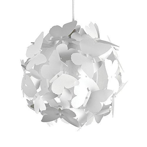 minisun moderner und wei er lampenschirm f r. Black Bedroom Furniture Sets. Home Design Ideas
