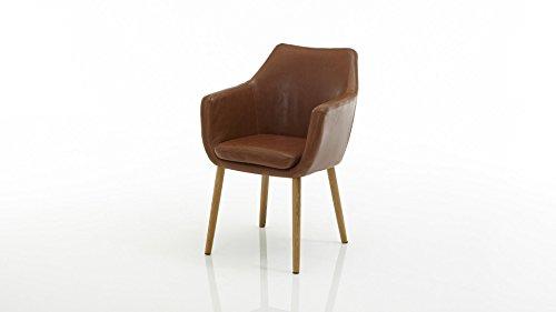 retro sessel esszimmerstuhl polsterstuhl lehnenstuhl. Black Bedroom Furniture Sets. Home Design Ideas