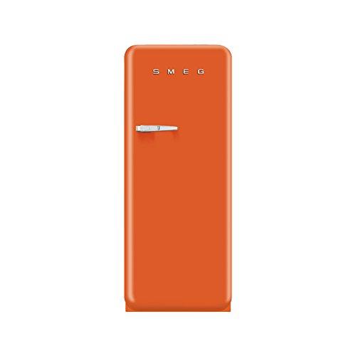SMEG FAB28RO1 50's Retro Style-Stand-Kühlschrank mit Gefrierfach orange