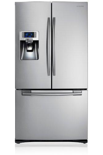 Samsung RFG23UERS1/XEF French Door Kühl-Gefrier-Kombination / A+ / 426 kWh/Jahr / 396 L Kühlteil / 124 L Gefrierteil / edelstahl