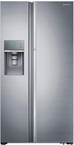 Samsung RH57H90707FEG Side-by-Side (394 L Kühlen, 176 L Gefrieren, No Frost Eiswürfelspender, A++)