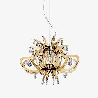 Slamp Lillibet Kronleuchter Sonderedition metallic