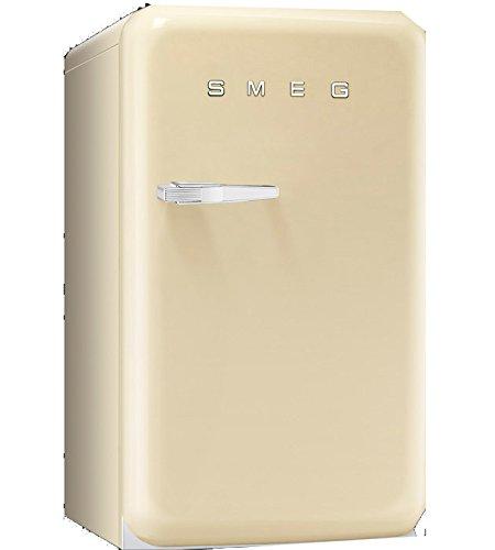 Smeg FAB10HLP Stand Flaschenkühlschrank Creme Beige Getränkekühler Retro A+
