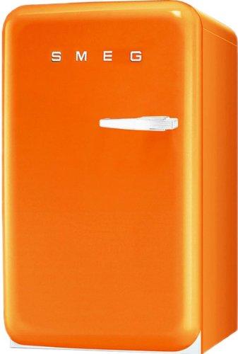 Smeg FAB5LP Stand Kühlschrank Minibar Kühlgerät Retro freistehend Flaschenkühler