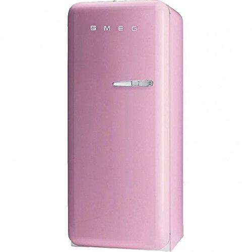 Smeg SMEG FAB28 Standkühlschrank, cadillac pink lackiert Linksanschlag 66x60x151cm