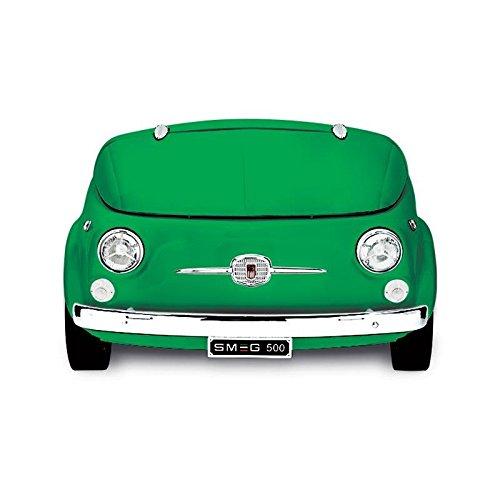 Smeg SMEG Fiat 500 Minibar/ Kühltruhe, grün 125x80x83cm Fiat500 Retro-Design Energieeffizienzklasse A+
