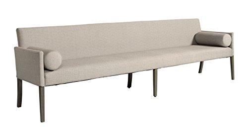 sofabank cross 240 beige massivholz b240 x h85 x t70 cm by. Black Bedroom Furniture Sets. Home Design Ideas