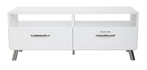 Tenzo-4942-001-Cobra-Designer-TV-Bank-46-x-118-x-43-cm-MDF-lackiert-wei-0