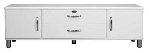 Tenzo-5156-005-Malibu-Designer-Lowboard-54-x-182-x-44-cm-MDF-lackiert-wei-0