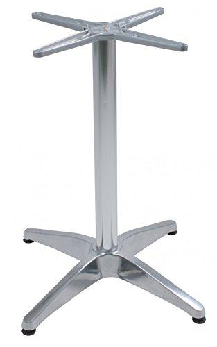 Tischgestell BRENTA, 4-Fu 66x66 cm