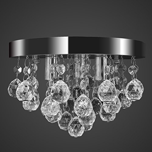 vidaxl deckenleuchte kronleuchter pendelleuchte kristall. Black Bedroom Furniture Sets. Home Design Ideas