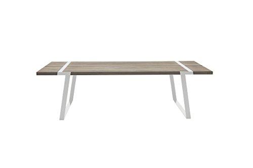 esstisch gigant 240 wei massivholz l240 x b100 x h74 cm by canett esszimmerst. Black Bedroom Furniture Sets. Home Design Ideas
