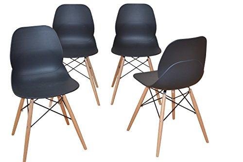 moebel direkt online Stühle _ Design-Stühle wahlweise im 2er-Set oder 4er-Set _ Stuhlset 2er-Set, 2 Stühle