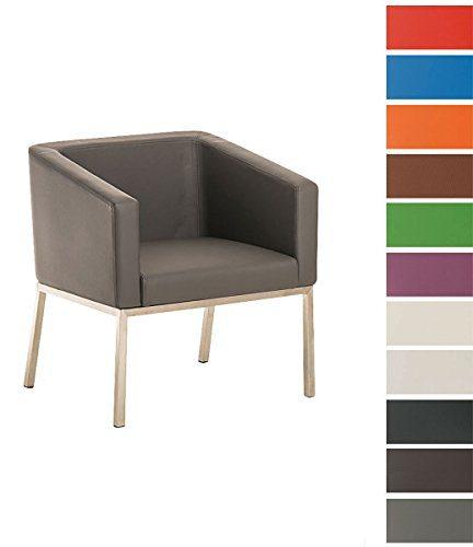 Die Sessel sind in mehreren Farben erhältlich