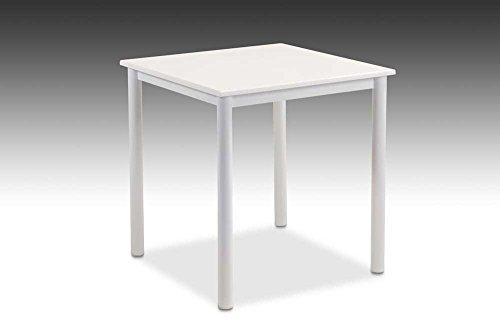 esstisch esszimmertisch k chentisch tisch wei. Black Bedroom Furniture Sets. Home Design Ideas