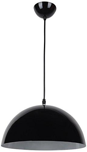 Lampex 321/Z1 CZA Hängeleuchte Luna Z1, schwarz