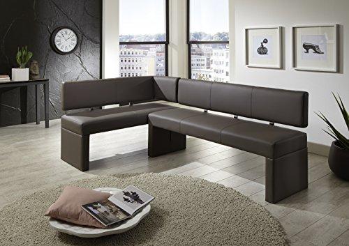 sam system eckbank lasina muddy farben ihre variante 170. Black Bedroom Furniture Sets. Home Design Ideas