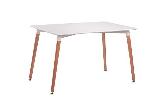 Designer k chentisch beistelltisch esstisch h he 120x80cm for Beistelltisch esstisch