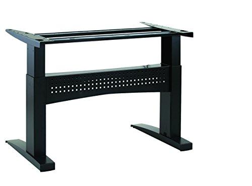 Ergobasis elektrisches Tischgestell Inno-Serie 10 Supreme, Breite 116 cm, schwarz