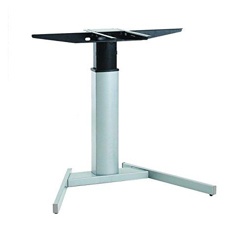 Ergobasis elektrisches Tischgestell Inno-Serie 6 Mobility, silber