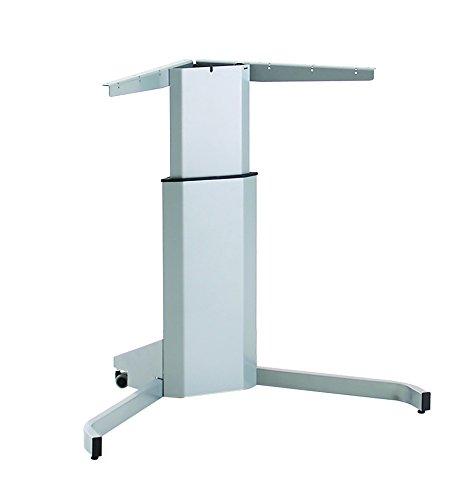 Ergobasis elektrisches Tischgestell Inno-Serie 7 Terminal, silber