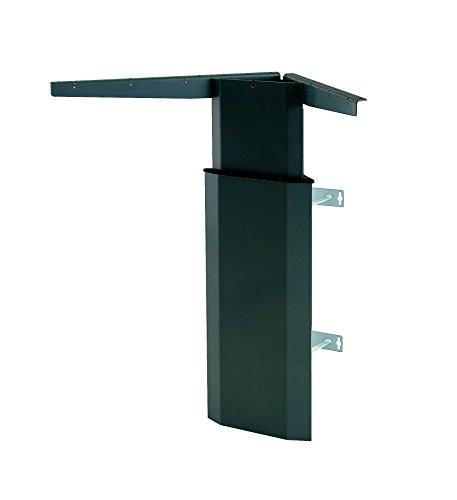Ergobasis elektrisches Tischgestell Inno-Serie 8 Wall, schwarz