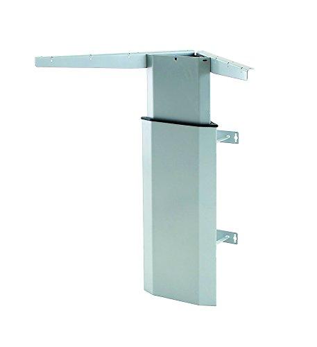 Ergobasis elektrisches Tischgestell Inno-Serie 8 Wall, silber