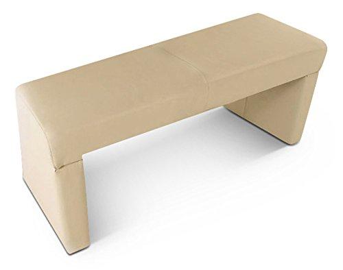 sam esszimmer sitzbank kuba in creme bank in 110 cm breite samolux bezug f r angenehmen. Black Bedroom Furniture Sets. Home Design Ideas