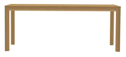 Tenzo 2281-054 Patch Designer Esstisch, 75 x 190 x 95 cm, eiche furniert