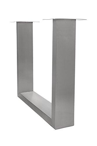 tischgestell edelstahl tug700 tischuntergestell tischkufe. Black Bedroom Furniture Sets. Home Design Ideas