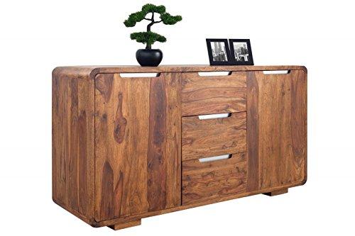 dunord design sideboard panaji 145 cm sheesham massiv holz esszimmerst. Black Bedroom Furniture Sets. Home Design Ideas