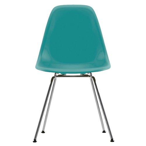 vitra 440024000221 stuhl dsx eames plastic sidechair gestell verchrom ocean 0 esszimmerst hle. Black Bedroom Furniture Sets. Home Design Ideas