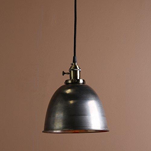 Buyee® Modern Vintage Industrial Metal Lampe Edison-Lampe Retro Lampe Shade Loft Coffee Bar Küchenhängependelleuchte Lampen Licht