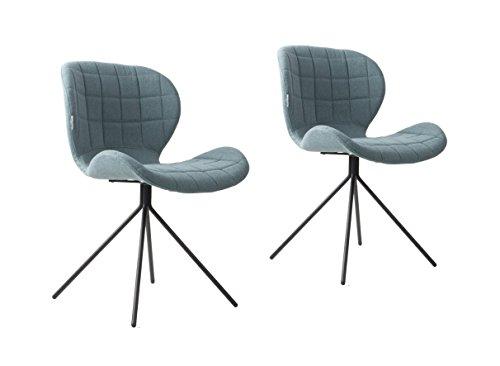Zuiver Stühle mit Stoffbezug