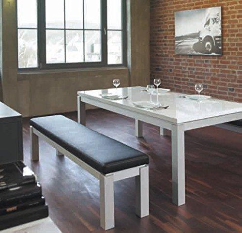 Tischgestell 1/T120, Tisch, Aluminium Buche lackiert