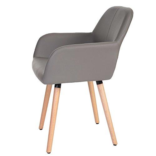 esszimmerstuhl hwc a50 ii stuhl lehnstuhl retro 50er. Black Bedroom Furniture Sets. Home Design Ideas